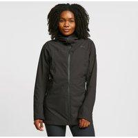 Regatta Womens Pulton Waterproof Jacket, Black