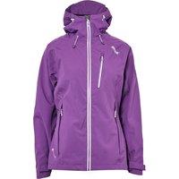 Regatta Womens Birchdale Waterproof Jacket - Purple, Purple