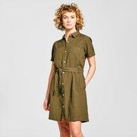 Regatta Womens Quinty Dress - Khaki/Khk, Khaki/KHK