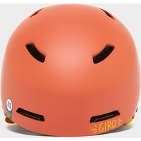 GIRO Kids' Crue Mips Helmet, Orange/RED