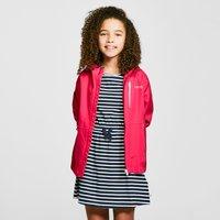 Regatta Kids Calderdale Ii Waterproof Jacket - Pink/Pink, Pink