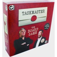 WIND DESIGNS Taskmaster Board Game, Red/Red
