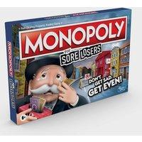 Hasbro Monopoly Sore Loser Board Game, Multi/SORE