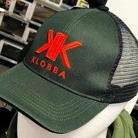 Klobba Cap Green - Green, Green