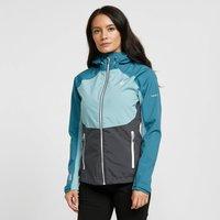 Dare 2B Womens Compete Ii Waterproof Jacket - Blue/Blue, Blu