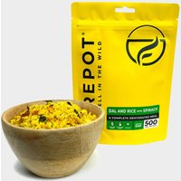FIREPOT Dal & Rice With Spinach, Brown/SPINACH