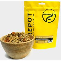 FIREPOT Beef Stew With Pearl Barley, Multi Coloured