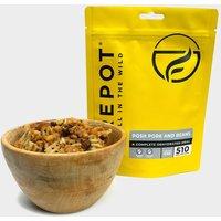 FIREPOT Posh Pork & Beans, Multi/BEANS