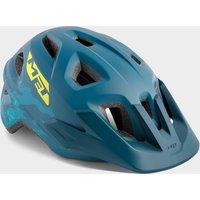 Met Kids' Eldar Bicycle Helmet - Blue, Blue