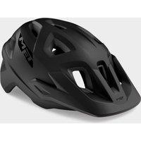 Met Met Echo Bicycle Helmet - Black, Black