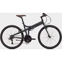 BICKERTON Docklands 1824 Country Bike, Black/M