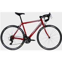ORUS Corsa 54cm Road Bike, Red/RED