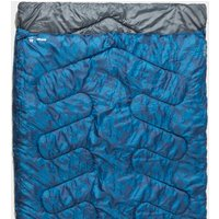 Vango Gwent Double Sleeping Bag - Blue, Blue