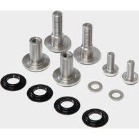 Calibre Bossnut & Triple B Rocker Link Hardware Kit - Silver/Kit, Silver/KIT