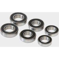 Calibre Bossnut & Triple B Replacement Bearing Kit, Silver