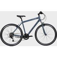 Vitesse Signal 700C 8 Speed Electric Bike - Blue, Blue