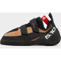 ADIDAS FIVE TEN Men's Niad VCS Climbing Shoe, MES/BLK/MES/BLK
