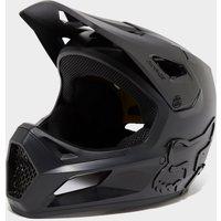 Fox Youth Rampage Helmet - Black, Black