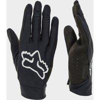 Fox Flexair Mountain Biking Gloves - Black, Black