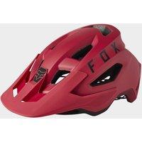 Fox Speedframe Helmet - Red/Red, Red