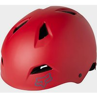 Fox Unisex Flight Sport Helmet - Red, Red