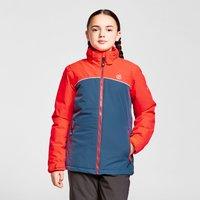 Dare 2B Boys' Impose Ski Jacket, Red/Red