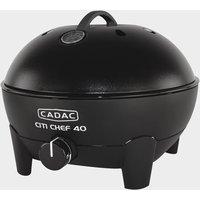 Cadac Citi Chef 40 Table Top Gas BBQ, Black