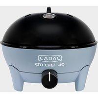 Cadac Citi Chef 40 Table Top Gas Bbq - Blue, Blue