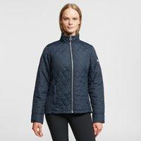 Regatta Womens Charna Insulated Jacket, Navy Blue