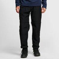 Craghoppers Men's Kiwi Convertible Trousers (Short), Black