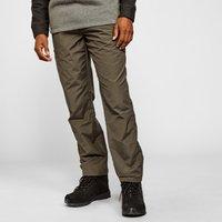 Craghoppers Mens Boulder Trousers - Khaki/Dgn, Khaki/DGN