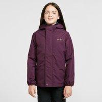 Peter Storm Junior Everyday Waterproof Jacket, Purple