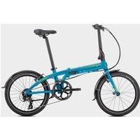 Tern Link C8 20 8spd Folding Bike, Blue