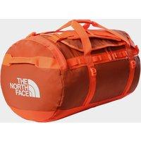 The North Face Basecamp 95 Litre Duffel Bag (Large), Orange