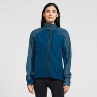 Altura Womens Nightvision Storm Jacket, Blue/Navy