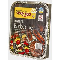 BAR BE QUICK Disposable Instant BBQ, BBQ/BBQ