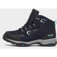 Hi Tec Women's Storm Waterproof Walking Boot, Blue
