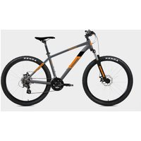 Barracuda Oregon Mountain Bike - Grey/Orange, Grey/Orange