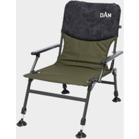 Dam CamoVision Compact Chair with Armrests, Camouflage