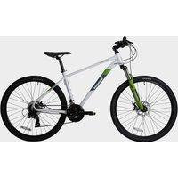 "Barracuda Men's Arizona 17.5"" Hard-Tail Bike - White-White, White-White"