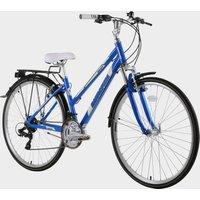 "Barracuda Women's Vela 3 17"" Trekking Bike - Blue/Blue, Blue/Blue"