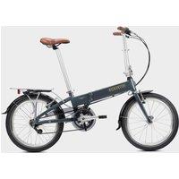 Bickerton Bickerton Argent 1707 City Folding Bike - Grey/Grey, Grey/Grey