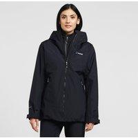 Berghaus Womens Stormcloud Prime Waterproof Jacket, Black