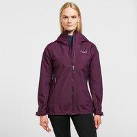 Berghaus Womens Stormcloud Prime Waterproof Jacket - Purple/
