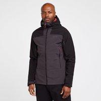 Craghoppers Men's Tripp Hooded Jacket, Black/Grey