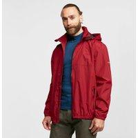 Regatta Mens Ladomir Waterproof Bomber Jacket - Red, Red