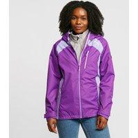 Regatta Womens Highton Stretch Ii Waterproof Jacket - Purple
