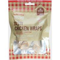 PETFACE Doggie Bistro Tasty Chicken Wraps 5 Pack, White