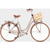 Frappe Women's Flc500 City Light Bike - Brown, Brown