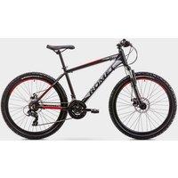 Romet Rambler 6.2 Mountain Bike - Black-Red, BLACK-RED